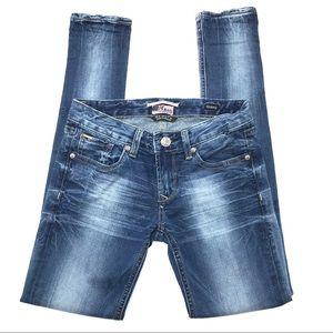 Re Rock Skinny Jeans, Size 0, EUC